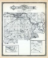 Weyauwega, Adam's Plat, Evanswood, Waupaca County 1923